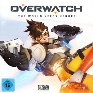 Overwatch Standard Edition Digital Key Code PC Battle.net blizzard Global