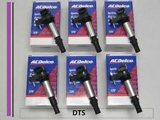 New SET of SIX A/C Delco Ignition Coils D501C,12613057, C1508
