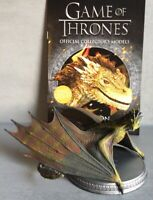 Game Of Thrones GOT Official Collectors Models Viserion Dragon Model Exclusiv NE