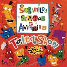 The Scrambled States of America Talent Show by Keller, Laurie  NEW