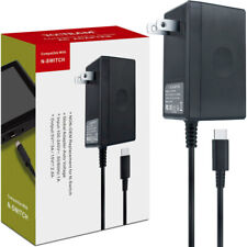 Zeattain AC Adapter Charger for Nintendo Switch Supply 5V 2.4A Fast Charging