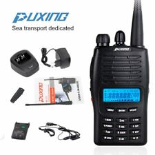 1PCS PRO Puxing PX-777 VHF 136-174MHz Ham Two Way Radio 128CH 5 Watt Long Range
