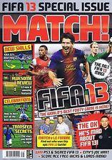 FIFA 13 / OXLADE-CHAMBERLAIN / JOE HART / MAN UTDMatchSep252012 - 13