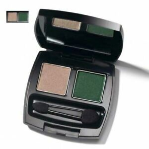 Avon True Colour Duo Eyeshadow In Enchanted Forest