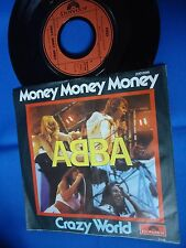 ABBA - MONEY MONEY MONEY - GERMANY 45 SINGLE