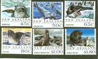 New Zealand-Ross Dependency -Seals-Antarctic-1664/69 mnh set of 6