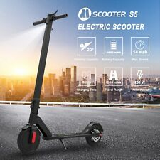 Foldable City Commuter Electric Scooter LG BATT Motorized E-Scooter For Adult