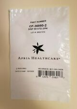 THREE 2 pack CF-36850-2 DISPOSABLE CPAP FILTERS APRIA in NEW SEALED PACKAGE