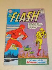 FLASH #139 DC COMICS 1ST REVERSE-FLASH PROFESSOR ZOOM SEPTEMBER 1963 VG- (3.5)*
