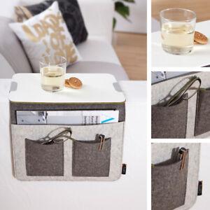 Sofatablett Sofa Butler Ablage Tablet Couch Lehnenschoner Tisch Hängetisch Lehne