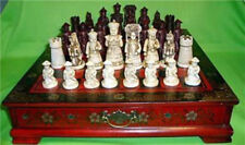 32 Pieces Chess A set of chess with wooden Coffee table AAA+