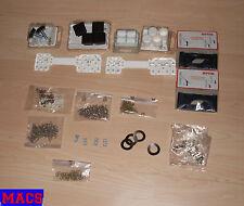 Montage-Material  Schrauben, Muttern, Winkel usw Basteln Modellbau 250 Teile Neu