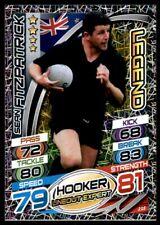 Topps Rugby Attax 2015 - Sean Fitzpatrick Legend No. 218