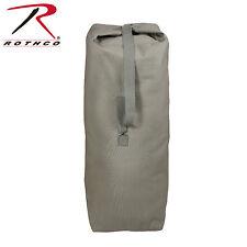 Rothco 3795 Heavyweight Top Load Canvas Duffle Bag - Foliage Green