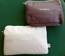 Lufthansa Business Class SAMSONITE Amenity Kits