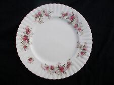 Royal Albert LAVENDER ROSE. Dinner plate. Diameter 10 3/8 inches or 26.5 cms.