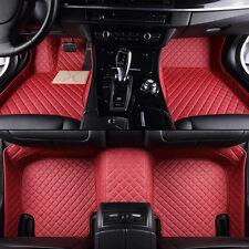 M99G 8 Colors Leather Car Floor Carpet Beyond Suit For Honda Civic 2012-2015