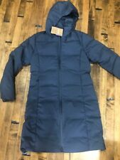 Patagonia Jackson Glacier Parka Women's Blue Jacket Small NEW NWT $399.00