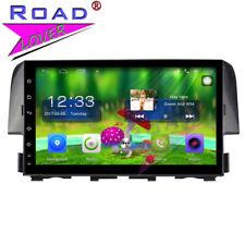 "9"" Android 6.0 Car Multimedia Stereo For Honda Civic 2016 Player Radio GPS Navi"