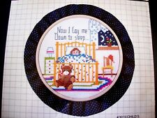 Child's Prayer by Designs for the Needle Counted Cross Stitch