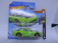 HOT WHEELS 2018 141/365 '95 MAZDA RX7 NEW ON CARD  Green