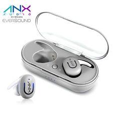 Aduro ANX True Wireless Earbuds Bluetooth 5.0 Headphones Headset Charging Case
