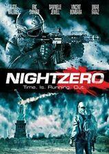 Night Zero (DVD 2018) Vincent Bombara Dawnelle Jewell Eric Swader Kat Malony