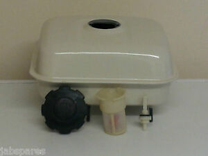 Honda GX120 Fuel Tank Assembly, Includes Fuel Cap & Filters