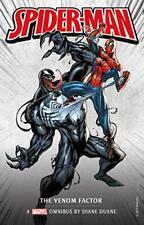 Marvel classic novels - Spider-Man: The Venom Factor Omnibus: New Paperback Book