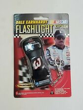 DALE EARNHARDT SR #3 FLASHLIGHT KEYCHAIN NASCAR MADE IN YEAR 2000 NEW. VINTAGE.