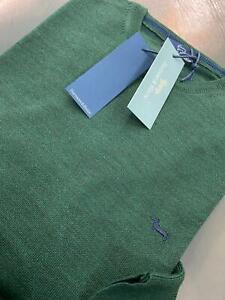 Maglione hb maglia Harmont & Blaine Lana Merinos Uomo Colore Verde Mis M