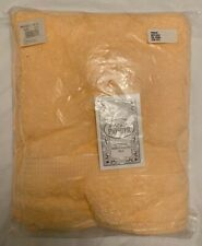 NEW Bianca Premier Peach Egyptian Combed Cotton Pile Luxury Bath Sheet Towel
