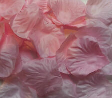 1000 x Pink Silk ROSE PETALS -  Wedding Confetti
