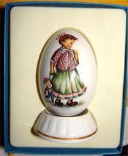 1981 Playtime Annual Collector Egg, Berta Hummel, Schmid