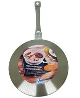 """Induction Cooktop Converter Interface Disc 9.5"""" Durable Stainless Steel Cookware"""