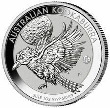 Kookaburra 2018 Privy Mark F15 Fabulous 15 1$ Australien 1 Unze Silber - RAR!