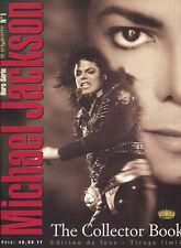 "Magazine BLACK & WHITE n°1, Spécial Michael JACKSON, ""The COLLECTOR BOOK"""