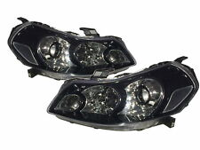 SX4 MK1 2007-2013 4D/5D Projector Headlight Black V2 for SUZUKI LHD