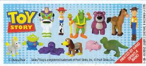 Zaini Minifigures - Disney - Toy Story Series (2010) - Choose a Character!