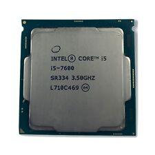 New listing Intel i5-7600 Quad-Core 3.5 - 4.1Ghz 7th Gen Kaby Lake Lga 1151 Cpu