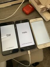 Apple iPhone 3 Phone Combo Pack: 2 iPhone 6s - 32GB and 1 iPhone 6 16GB