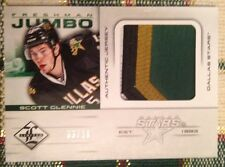 2012-13 Panini Limited Jumbo Jersey Patch Scott Glennie Dallas Stars 03/10