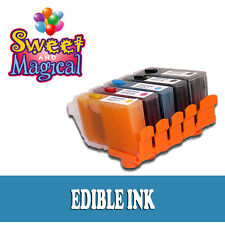 Canon compatible Edible ink 5 pack PGI.225/226 for edible printers