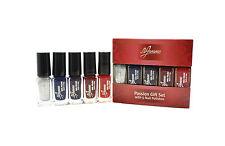 La Femme Mini Nail Polish Gift Set - Passion Set With 5 Nail Polishes
