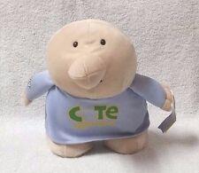 """ZIGGY 10"""" Plush Stuffed Toy Doll KELLYTOY 2002 w/ Tag Tom Wilson CUTE HAPPENS"""