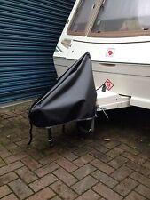 NEW Black PVC Waterproof Universal Caravan,camping,towing ,Hitch Cover- FREE P&p