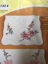 WonderArt Scarf To Embroider 1324 Rosemont