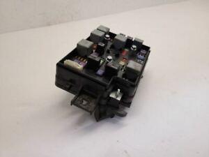 2012 2013 CHEVROLET SONIC Fuse Box Engine VIN H 8th Digit Opt LUW