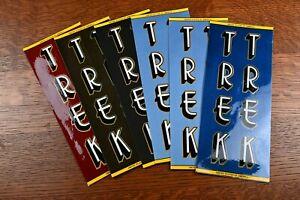 Trek Banner decals for frameset 70's vintage