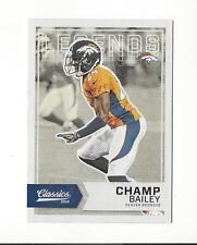 2016 Classics #120 Champ Bailey Broncos